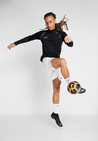 Nike Performance - PARIS ST. GERMAIN DRY SHORT - Sports shorts - white/pure platinum/midnight navy - 1