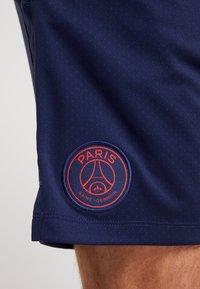 Nike Performance - PARIS ST. GERMAIN DRY SHORT - Short de sport - midnight navy/midnight navy - 4