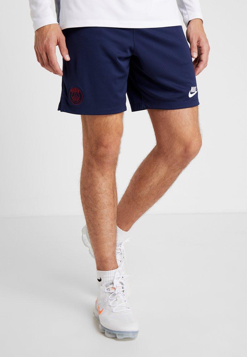 Nike Performance - PARIS ST. GERMAIN DRY SHORT - Urheilushortsit - midnight navy/midnight navy