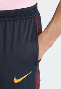 Nike Performance - AS ROM DRY PANT - Pelipaita - dark obsidian/team crimson/university gold - 3