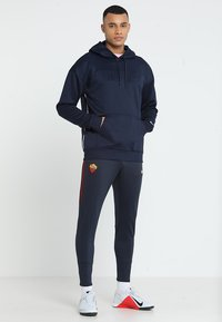 Nike Performance - AS ROM DRY PANT - Pelipaita - dark obsidian/team crimson/university gold