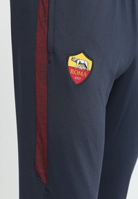 Nike Performance - AS ROM DRY PANT - Pelipaita - dark obsidian/team crimson/university gold - 5