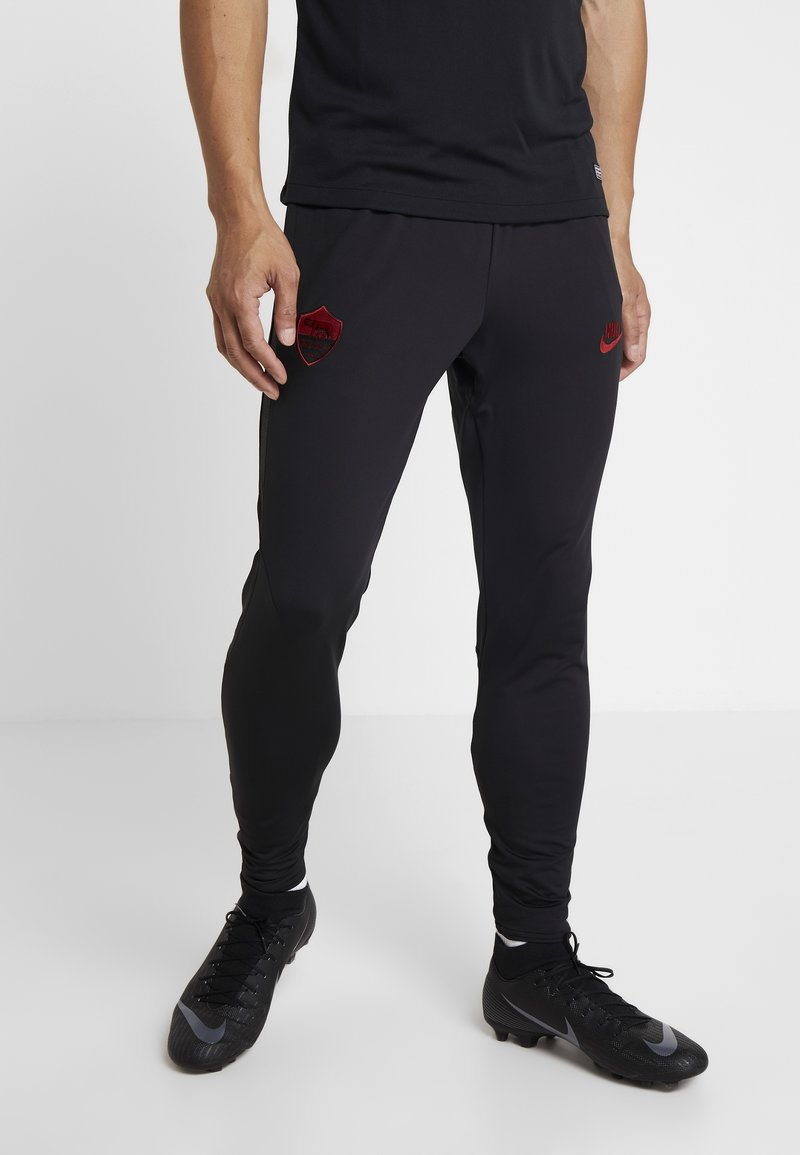 Nike Performance - AS ROM DRY PANT - Equipación de clubes - black/anthracite/team crimson