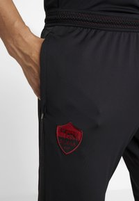 Nike Performance - AS ROM DRY PANT - Klubtrøjer - black/anthracite/team crimson - 5