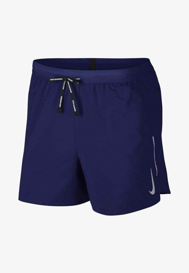 Nike Performance - FLEX STRIDE SHORT - Träningsshorts - dark blue
