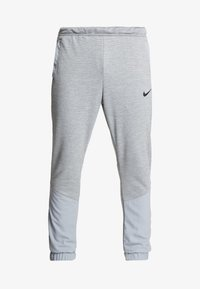 Nike Performance - DRY PLUS - Tracksuit bottoms - particle grey/heather/black - 5