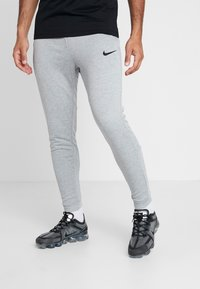 Nike Performance - Trainingsbroek - grey heather/black - 0