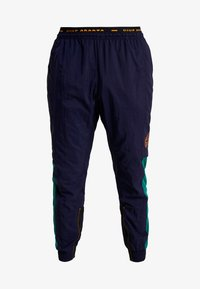 Nike Performance - FLEX PANT - Joggebukse - blackened blue/kumquat - 5
