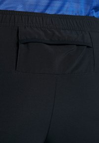 Nike Performance - ESSENTIAL PANT - Pantalon de survêtement - black/reflective silver - 3