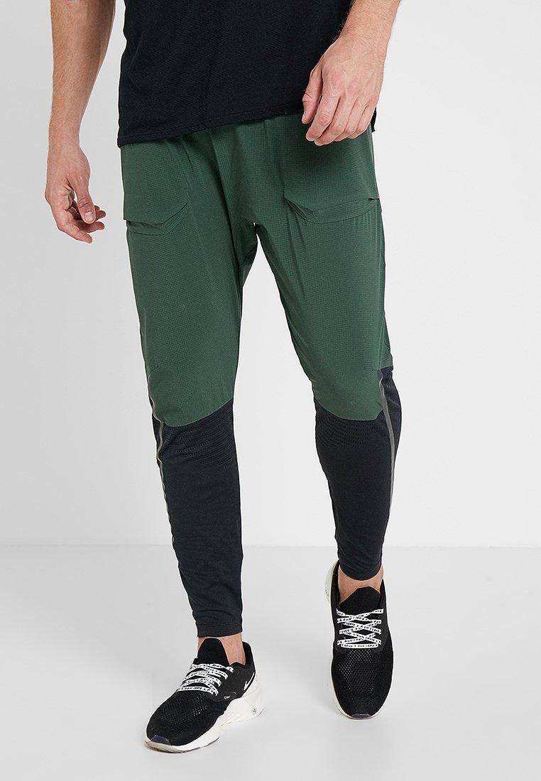 Nike Performance - PANT - Pantalones deportivos - galactic jade/black/reflective black