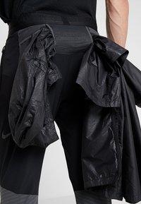 Nike Performance - PANT - Tracksuit bottoms - black/anthracite - 3