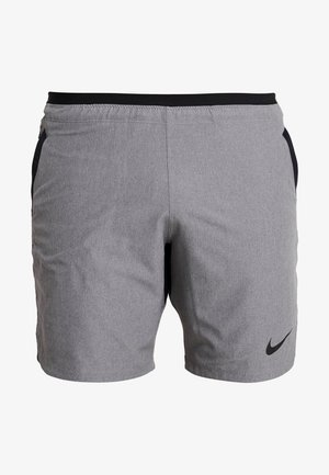 M NP FLEX REP SHORT NPC - Pantalón corto de deporte - charcoal heather/black