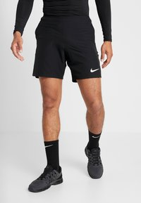 Nike Performance - FLEX REP SHORT - Sports shorts - black - 0