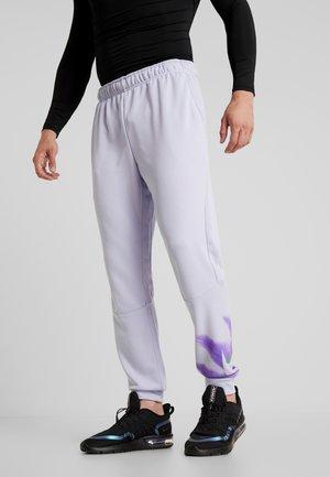 DRY PANT NATUAL HIGH - Pantaloni sportivi - ghost/psychic purple