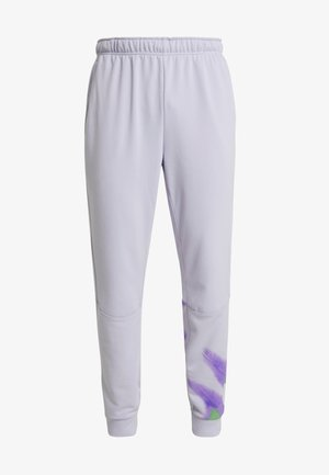 DRY PANT NATUAL HIGH - Pantalones deportivos - ghost/psychic purple