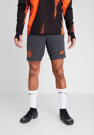CHELSEA FC DRY SHORT - Korte broeken - anthracite/black/rush orange