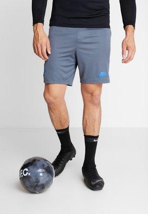 TOTTENHAM HOTSPURS DRY SHORT - Short de sport - flint grey/dark grey/blue fury
