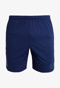 Nike Performance - TOTTENHAM HOTSPURS DRY SHORT - Träningsshorts - binary blue/action grape/binary blue - 4