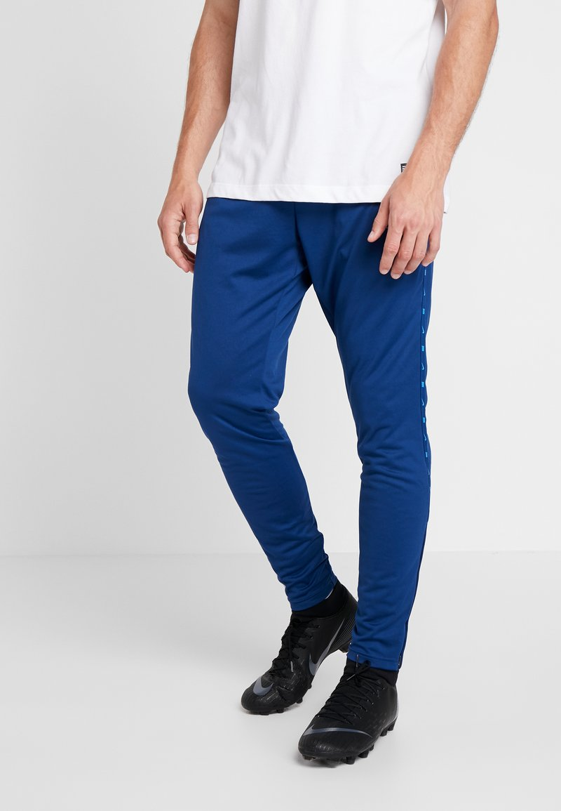 Nike Performance - DRY PANT  - Pantalones deportivos - coastal blue/light photo blue
