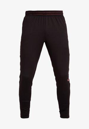DRY STRIKE PANT - Trainingsbroek - burgundy ash/racer pink
