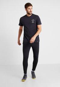 Nike Performance - DRY STRIKE PANT - Träningsbyxor - black/wolf grey/anthracite - 1