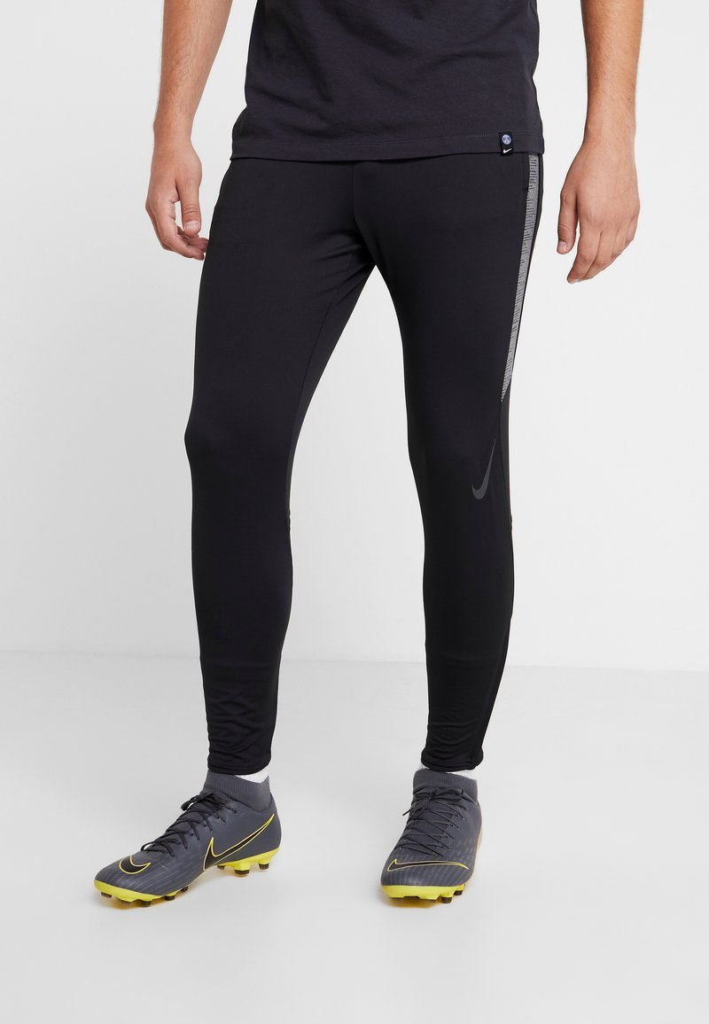Nike Performance - DRY STRIKE PANT - Träningsbyxor - black/wolf grey/anthracite