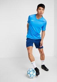Nike Performance - DRY SHORT  - Sports shorts - coastal blue/light photo blue/white - 1
