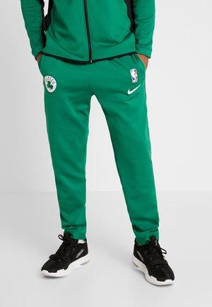 NBA BOSTON CELTICS THERMAFLEX - Pelipaita - clover/black/white