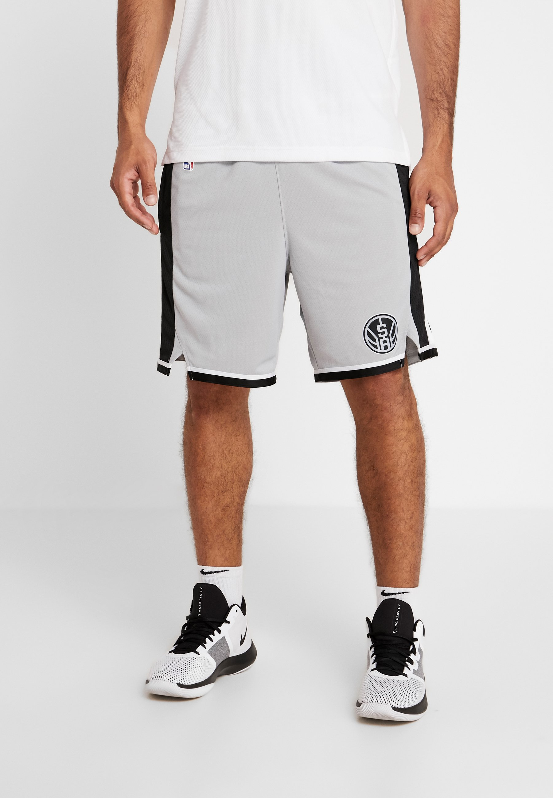SwingmanShort Nike Performance Antonio De Black Sport San white Nba Spurs bf6y7g