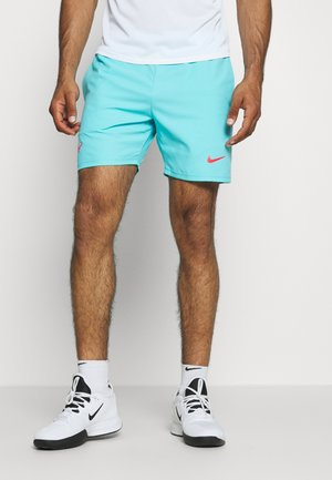 RAFAEL NADAL SHORT - Pantaloncini sportivi - polarized blue/laser crimson