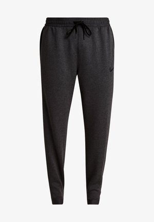 SHOWTIME PANT - Tracksuit bottoms - black heather/anthracite/black