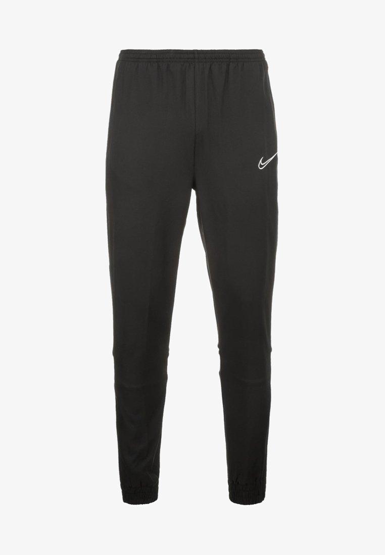 Nike Performance - DRI-FIT ACADEMY THERREN - Tracksuit bottoms - black/white