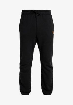PANT HERITAGE - Tracksuit bottoms - black