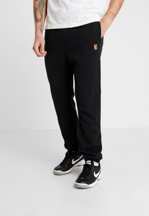 PANT HERITAGE - Pantalon de survêtement - black