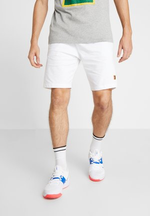 SHORT HERITAGE - Sports shorts - white