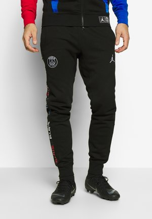 PSG PANT - Klubtrøjer - black/red/blue