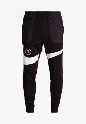 PANT - Pantalon de survêtement - burgundy ash/white/racer pink
