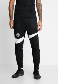 Nike Performance - PANT - Verryttelyhousut - black/white - 0
