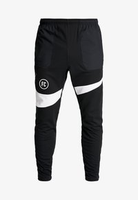 Nike Performance - PANT - Verryttelyhousut - black/white - 3