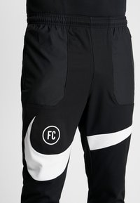 Nike Performance - PANT - Trainingsbroek - black/white - 4