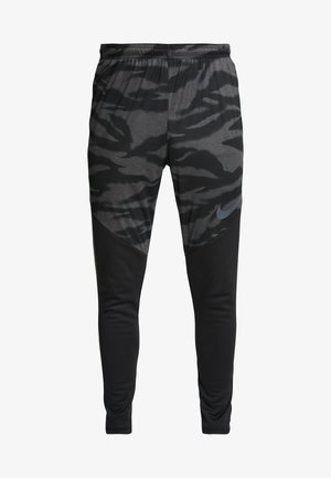 THERMA SHIELD STIRKE PANT - Tracksuit bottoms - black/anthracite