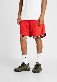 Nike Performance - NBA CHICAGO BULLS DNASHORT - Korte broeken - university red/black/white - 0