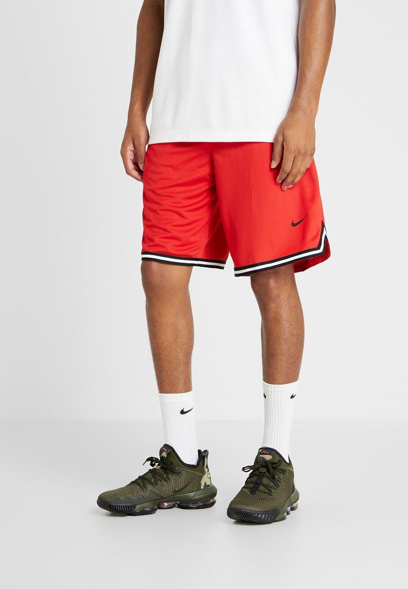 Nike Performance - NBA CHICAGO BULLS DNASHORT - Korte broeken - university red/black/white