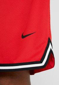 Nike Performance - NBA CHICAGO BULLS DNASHORT - Korte broeken - university red/black/white - 5