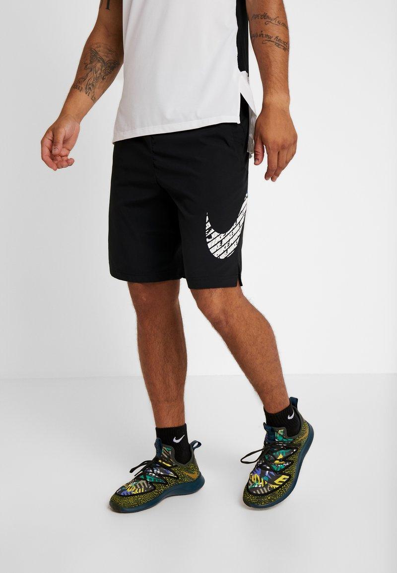 Nike Performance - Pantalón corto de deporte - black