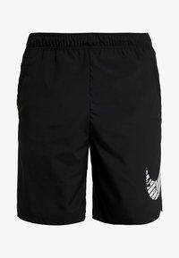 Nike Performance - Pantalón corto de deporte - black - 3