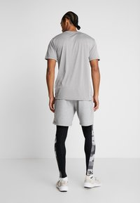Nike Performance - CAMO - Tights - black/white - 2