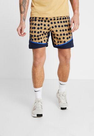 STRIDE SHORT ARTIST - Sports shorts - beechtree/obsidian/reflective silv