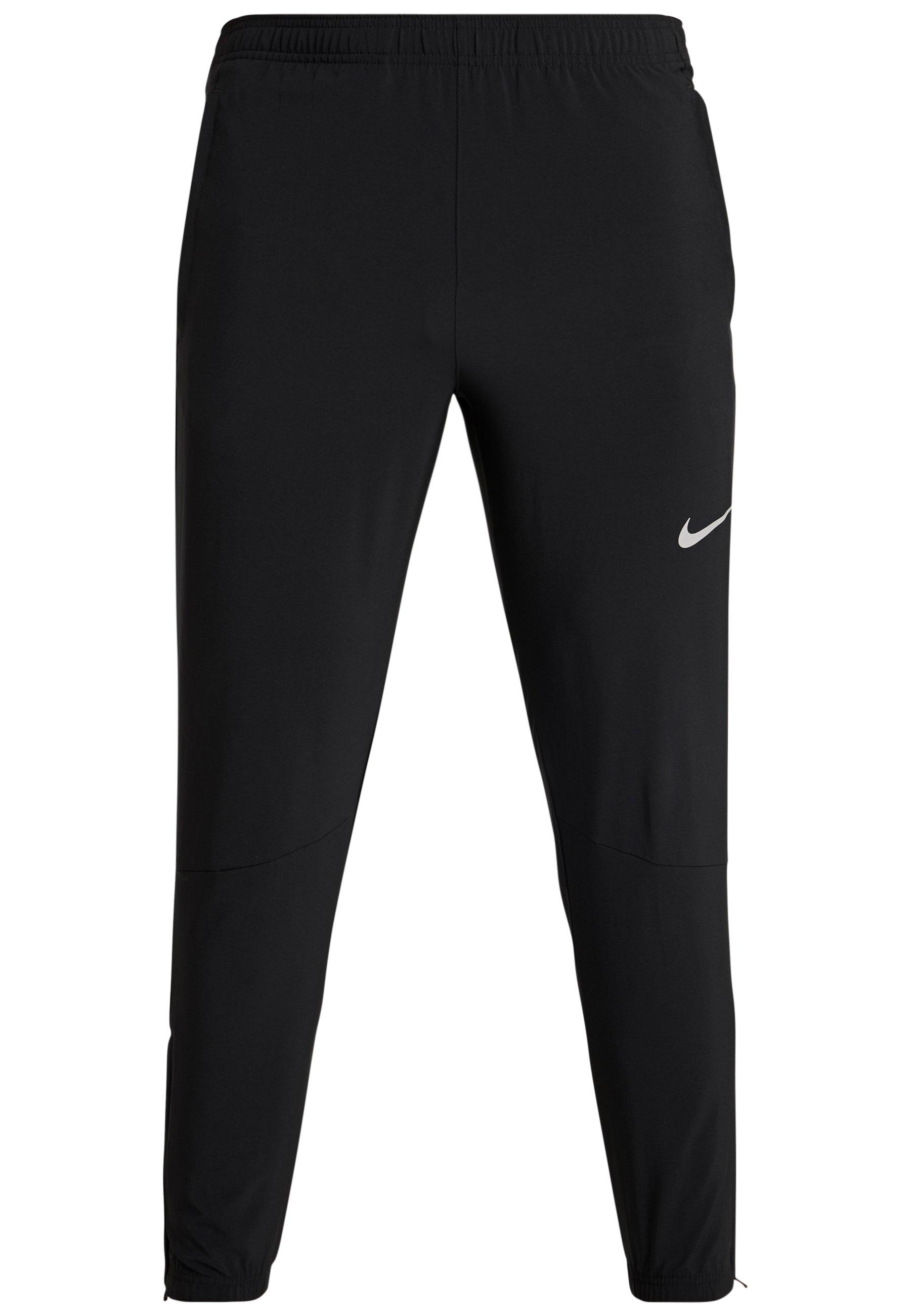 ESSENTIAL PANT Pantalon de survêtement blackreflective silver