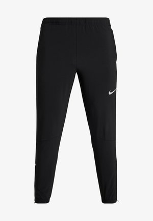 ESSENTIAL PANT - Trainingsbroek - black/reflective silver